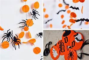Decoration Halloween Pas Cher : 13 id es d co pour halloween joli place ~ Melissatoandfro.com Idées de Décoration