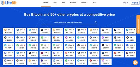 Users can place buy and sell limit orders to trade cryptocurrency at desired price points. LiteBit Review (2020): Best Place to Buy Bitcoin in Europe?