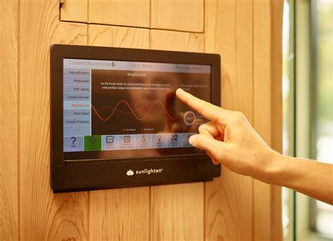 sunlighten saunas  infrared therapy   blood