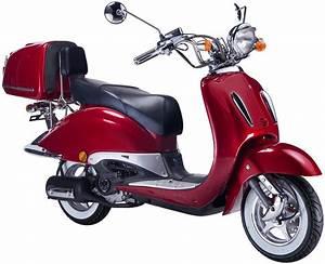 Motorroller 50 Ccm : gt union motorroller strada 50 ccm rot schwarz otto ~ Kayakingforconservation.com Haus und Dekorationen