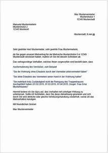 Kündigungsfrist Ohne Mietvertrag : fristlose k ndigung mietvertrag k ndigung vorlage ~ Lizthompson.info Haus und Dekorationen
