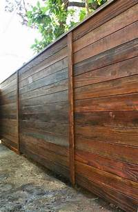 horizontal wood fence 25+ best ideas about Horizontal Fence on Pinterest | Backyard fences, Fencing and Modern fence