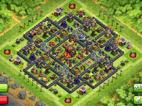 clash of clans best th10 farming base 2015 all clash of clans the best th10 clan war base ringus2 clas
