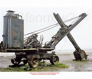 Old Antique Toys: Other Very Old Toy Steam Shovels