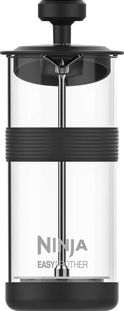 Cold brew coffee and tea: Best Buy: Ninja Coffee Bar Brewer with Glass Carafe Stainless Steel/Black CF081