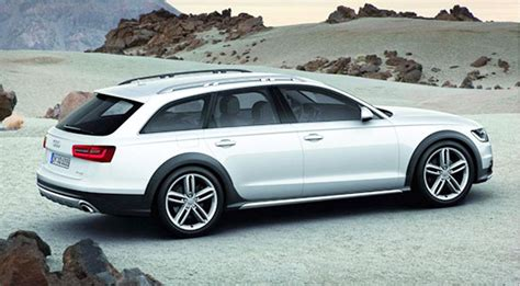 Audi Allroad 2018 by 2018 Audi A6 Allroad Review Audi Suggestions