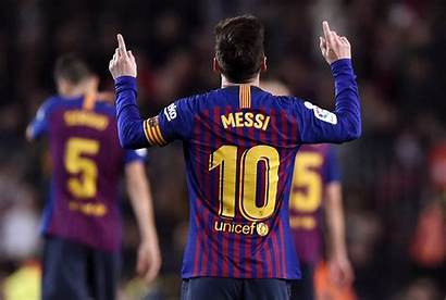 Messi Barcelona Fc Goal Liga Scores Lionel