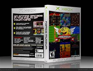 Namco Museum Xbox Box Art Cover By Beardedwalrus