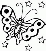 Butterfly Coloring Printable Butterflies Colouring Sheets Children Printables Animals Childrens Animales Fly sketch template