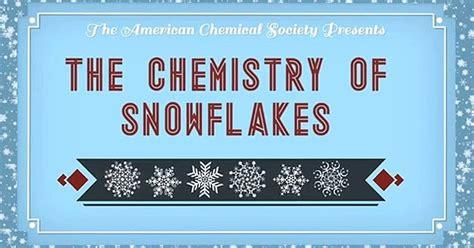 chemistry   unique shape   snowflake