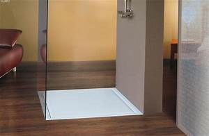 Bodengleiche Duschwanne 120 : bodengleiche duschwanne 120 x 120 cm arcom center ~ Lizthompson.info Haus und Dekorationen