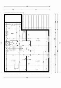 besoin d39aide pour un plan avec petite facade 48 messages With exemple de maison neuve 12 plan maison 10m x 8m
