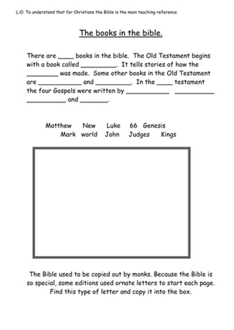 'what Is The Bible  Why Is It Important By Pdm10  Teaching Resources Tes