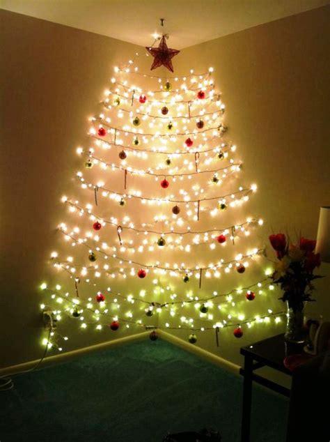 25 christmas lights decorations walls decoration love