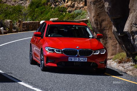 bmw g20 3 series in melbourne with sport line package
