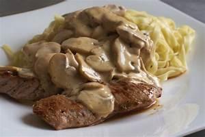 Idee Repas Frais : sauce champignons recette rapide facile ~ Melissatoandfro.com Idées de Décoration