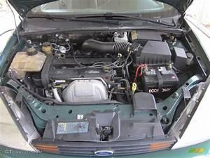 2001 Ford Focus Se Sedan 2 0 Liter Dohc 16 Valve Zetec 4