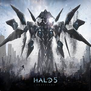 Halo 5 Forerunners Guardians