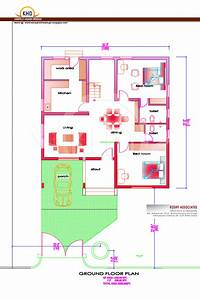 Modern House Plan 2000 Sq  Ft