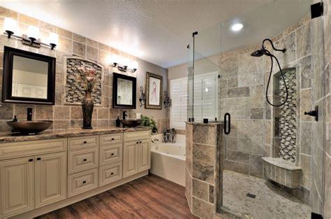 Spa Bathroom Remodel by Spa Like Retreat Bathroom Remodel Jmj Remodeling