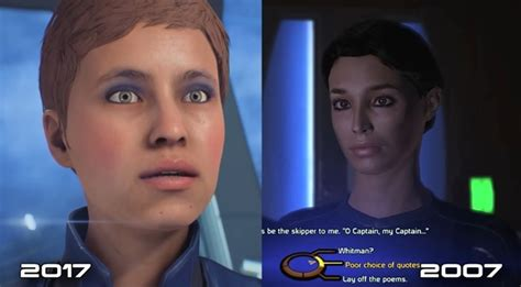 Mass Effect Andromeda Memes - will the terrible animations in mass effect andromeda ruin the game they could do videos
