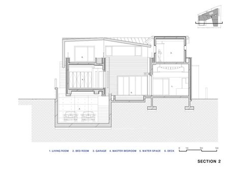 horizontal house plans gallery of naegok v house jhy architect associates 38