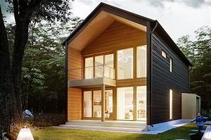 Inspiration For A Modern Log House