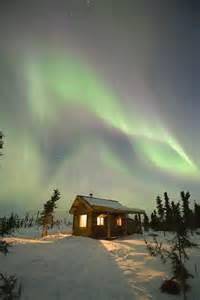 Northern Lights Aurora Borealis Fairbanks Alaska