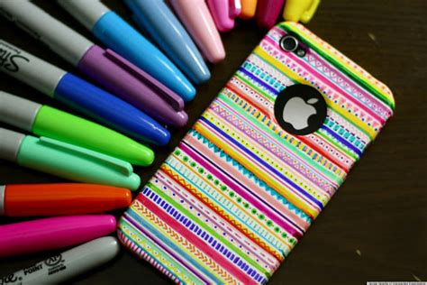 diy iphone a diy iphone that will brighten any cold winter s day