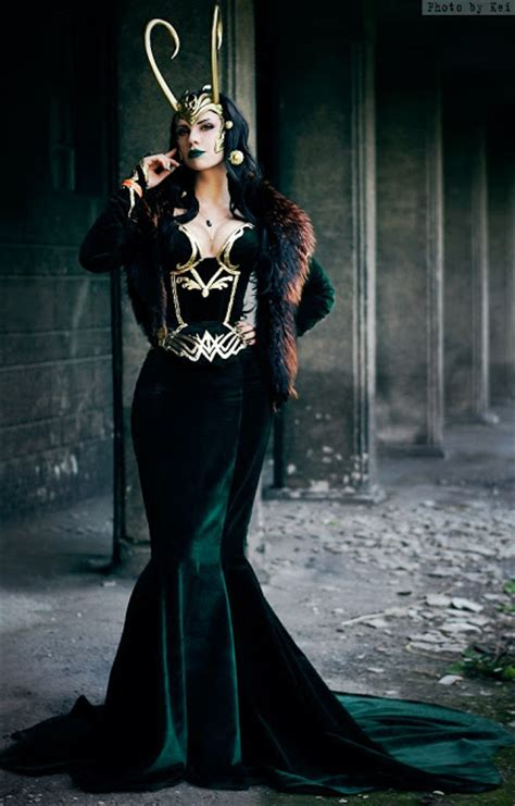 Lady Loki Cosplay From Avengers Post Game Lobby