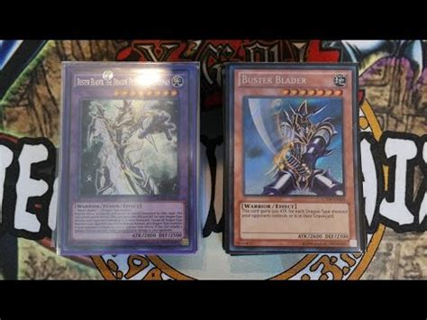 Yugioh Buster Blader Deck Profile by Yugioh Atlantean Deck Profile How To Save Money And