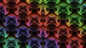 Abstract, Fractal, Pattern, Symmetry, Digital, Art
