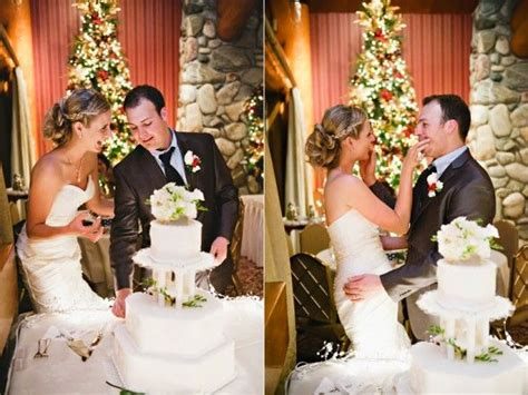 14 Best Images About Country Christmas Wedding... On