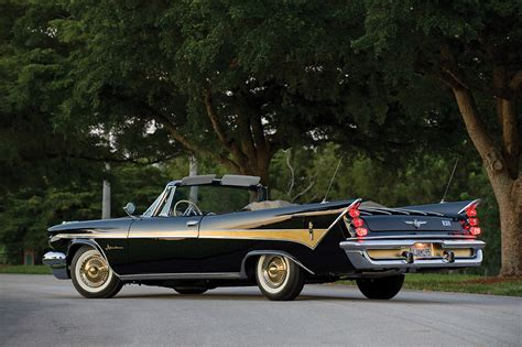 1959 Desoto Adventurer Convertible Coupe - Supercars.net