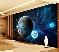 lovely space wall mural Cool Outer Space Planet Full Wall Mural Photo Wallpaper Print Home 3D Decal | eBay