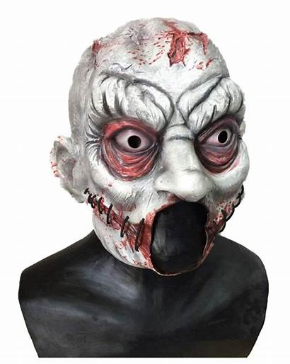 Clown Mask Henrik Mouth Killer Masks Open