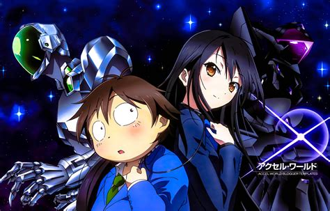 Wallpapers Accel World