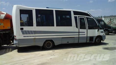 Used Iveco 37 Pl Mb Mini Bus Year