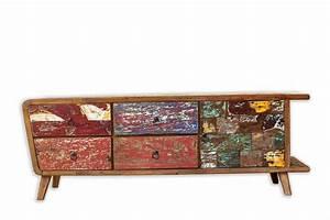 les 8 meilleures images du tableau collection vintage With meuble en manguier massif 7 meuble tv industriel 2 tiroirs bois fonce made in meubles
