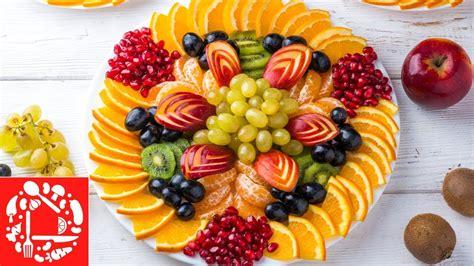 Как красиво нарезать фрукты на стол в домашних условиях пошагово с фото