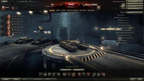 World Of Tanks Garage Mod by Igr Hangar World Of Tanks Mods Addons World Of Tanks