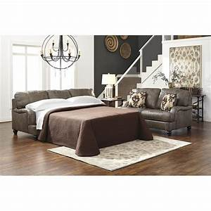ashley kannerdy queen leather sofa bed 8040239 With ashley leather sofa bed