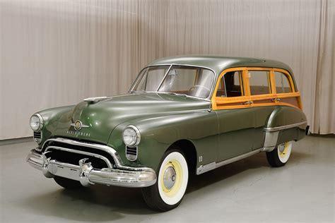1949 Oldsmobile 88 Woody Wagon