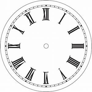 clock images free clipartsco With roman letter wall clock