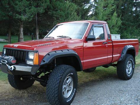1989 jeep comanche 4x4 pickup truck vintage mudder