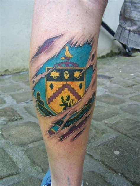 burnley tattoos football burnley fc tattoos burnley