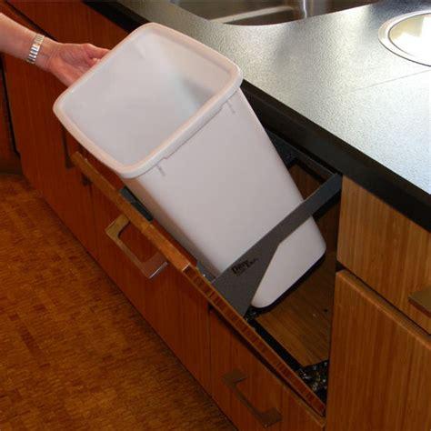quart  gallon waste basket system  silver