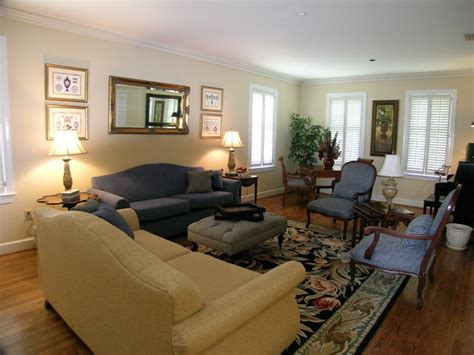 sorority house traditional living room atlanta