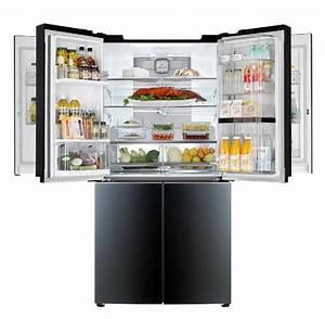 Kühlschrank Mit Doppeltür : diese ger te geh ren in die perfekte k che welt ~ Frokenaadalensverden.com Haus und Dekorationen