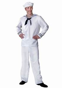 Teen Sailor Boy Costume - Sailor Uniform Costume for Teens